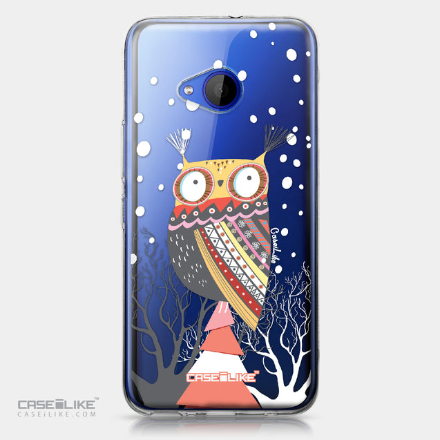 HTC U11 Life case Owl Graphic Design 3317 | CASEiLIKE.com