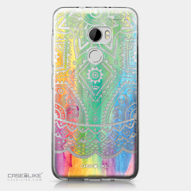 HTC One X10 case Indian Line Art 2064 | CASEiLIKE.com