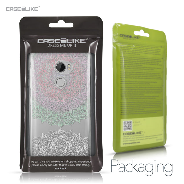 HTC One X10 case Mandala Art 2092 Retail Packaging | CASEiLIKE.com