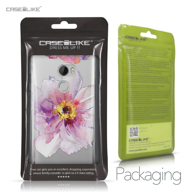HTC One X10 case Watercolor Floral 2231 Retail Packaging | CASEiLIKE.com