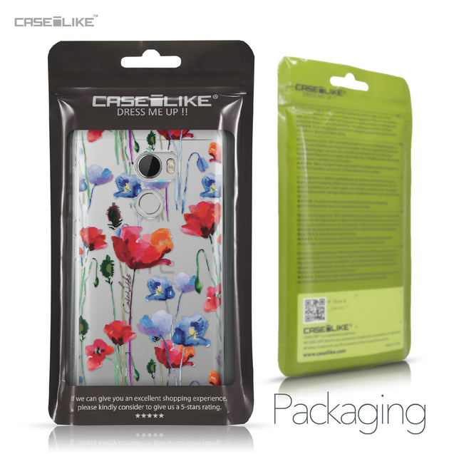 HTC One X10 case Watercolor Floral 2234 Retail Packaging | CASEiLIKE.com