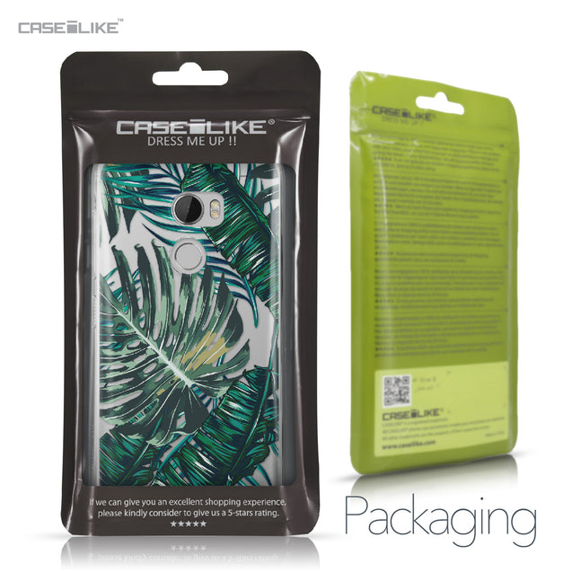 HTC One X10 case Tropical Palm Tree 2238 Retail Packaging | CASEiLIKE.com