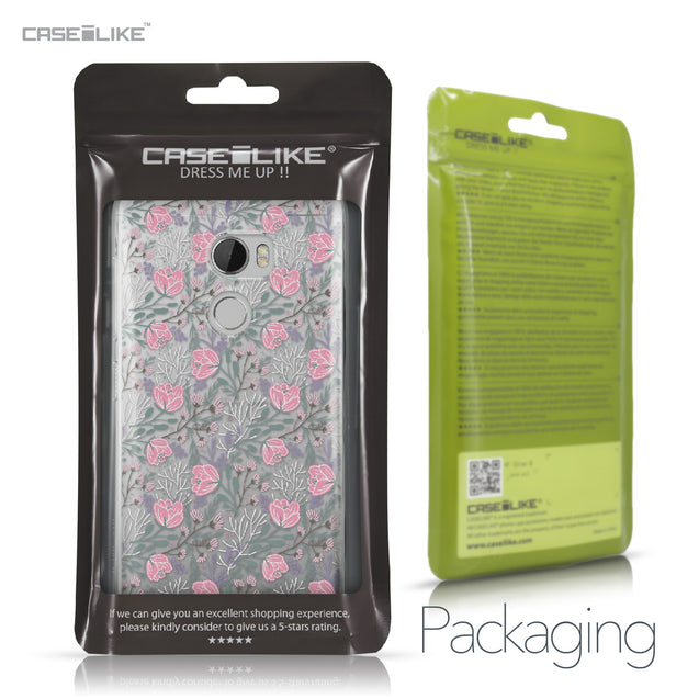 HTC One X10 case Flowers Herbs 2246 Retail Packaging | CASEiLIKE.com