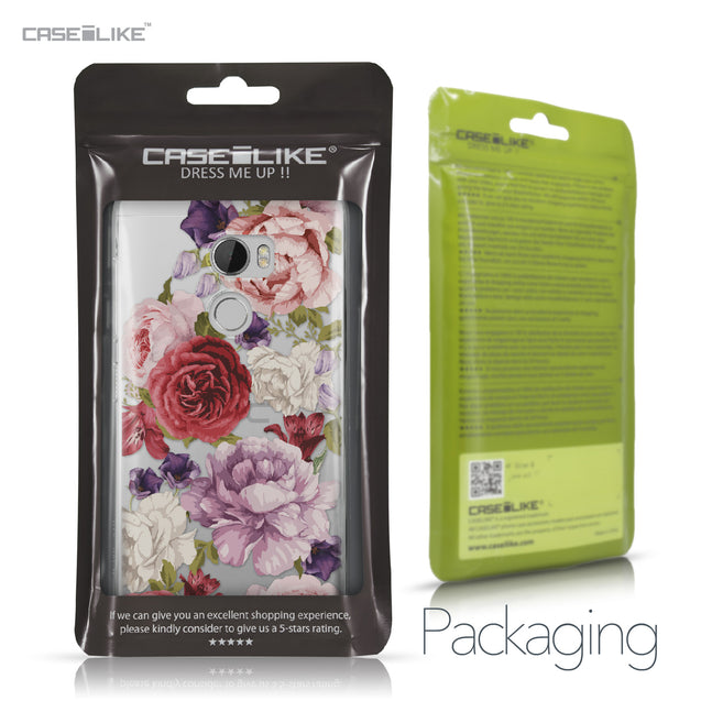 HTC One X10 case Mixed Roses 2259 Retail Packaging | CASEiLIKE.com