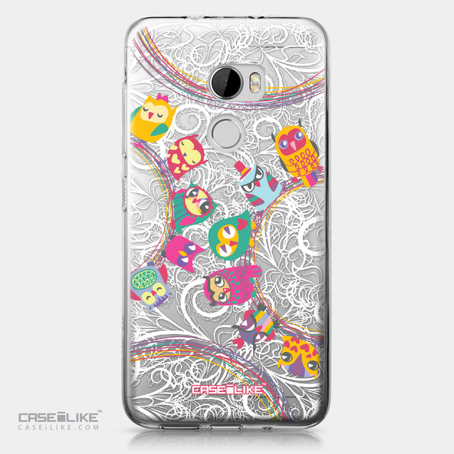 HTC One X10 case Owl Graphic Design 3316 | CASEiLIKE.com