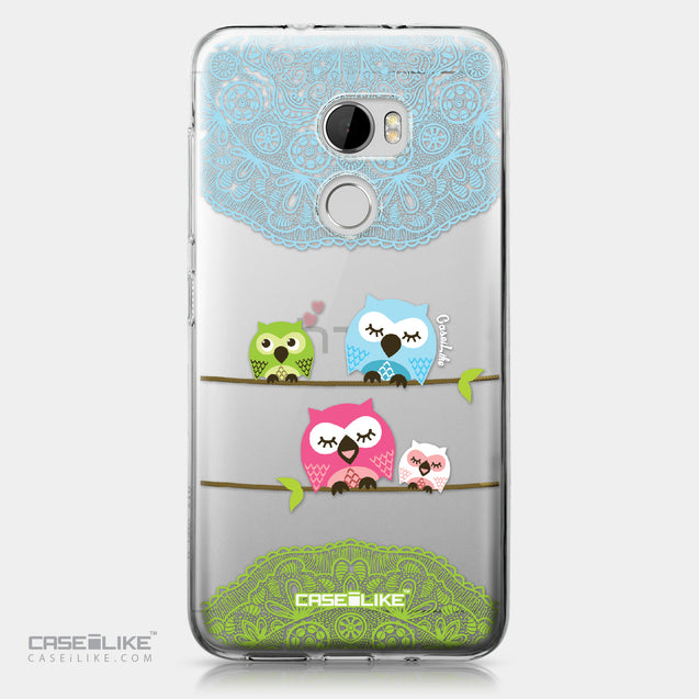 HTC One X10 case Owl Graphic Design 3318 | CASEiLIKE.com