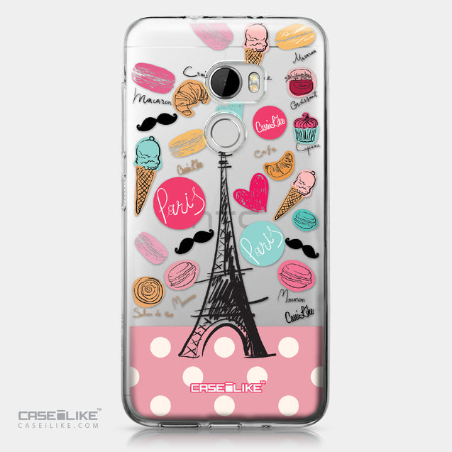 HTC One X10 case Paris Holiday 3904 | CASEiLIKE.com