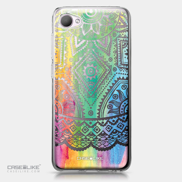 HTC Desire 12 case Indian Line Art 2064 | CASEiLIKE.com