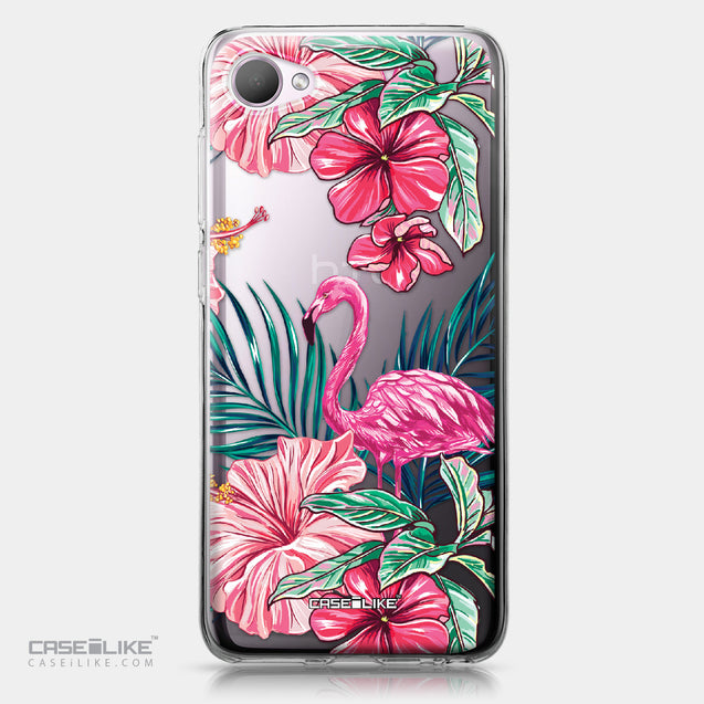 HTC Desire 12 case Tropical Flamingo 2239 | CASEiLIKE.com