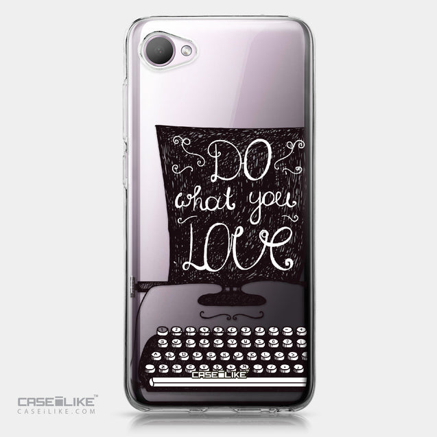 HTC Desire 12 case Quote 2400 | CASEiLIKE.com