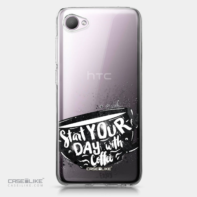 HTC Desire 12 case Quote 2402 | CASEiLIKE.com