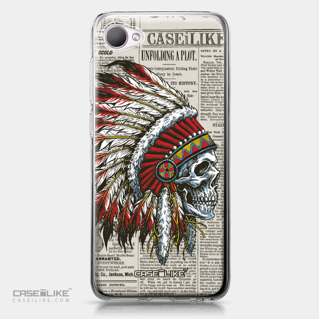 HTC Desire 12 case Art of Skull 2522 | CASEiLIKE.com