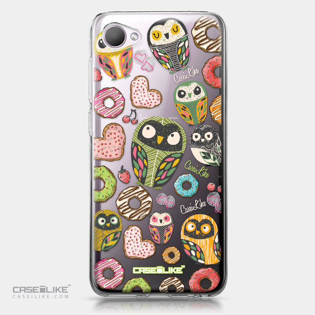 HTC Desire 12 case Owl Graphic Design 3315 | CASEiLIKE.com