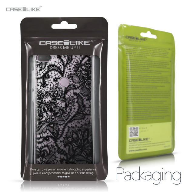 HTC Desire 12 Plus case Lace 2037 Retail Packaging | CASEiLIKE.com