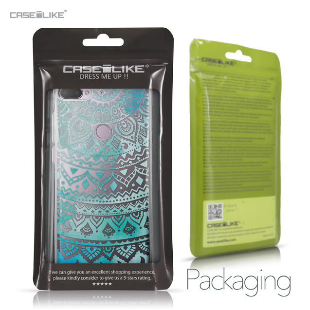 HTC Desire 12 Plus case Indian Line Art 2066 Retail Packaging | CASEiLIKE.com