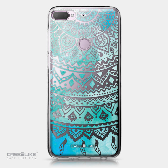 HTC Desire 12 Plus case Indian Line Art 2066 | CASEiLIKE.com