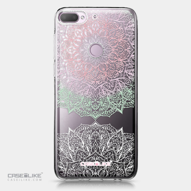 HTC Desire 12 Plus case Mandala Art 2092 | CASEiLIKE.com