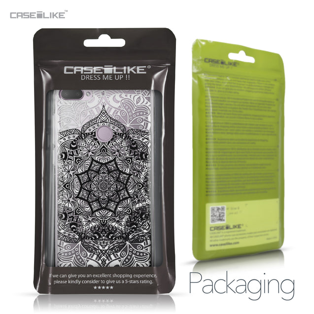 HTC Desire 12 Plus case Mandala Art 2097 Retail Packaging | CASEiLIKE.com