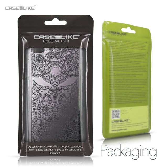 HTC Desire 12 Plus case Mandala Art 2304 Retail Packaging | CASEiLIKE.com