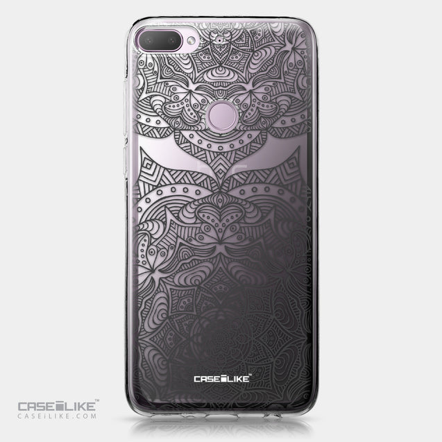 HTC Desire 12 Plus case Mandala Art 2304 | CASEiLIKE.com