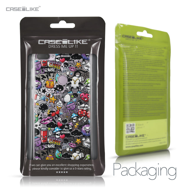 HTC Desire 12 Plus case Graffiti 2703 Retail Packaging | CASEiLIKE.com