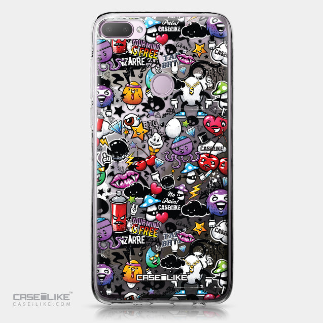 HTC Desire 12 Plus case Graffiti 2703 | CASEiLIKE.com