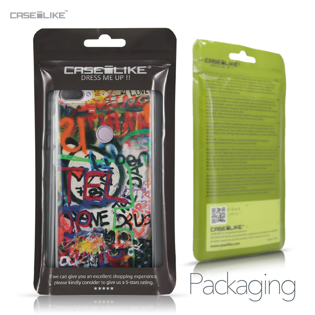 HTC Desire 12 Plus case Graffiti 2721 Retail Packaging | CASEiLIKE.com