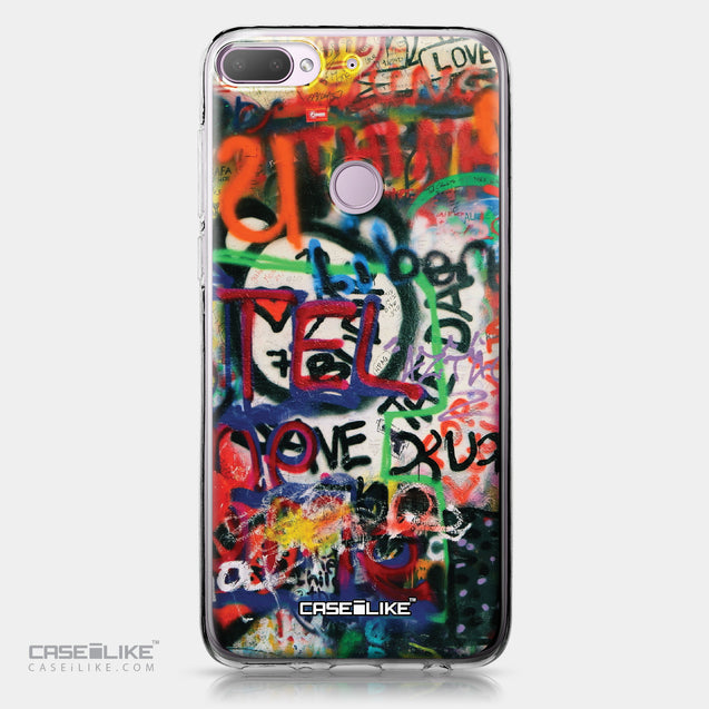 HTC Desire 12 Plus case Graffiti 2721 | CASEiLIKE.com