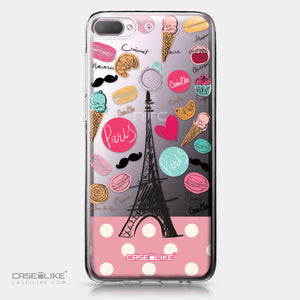HTC Desire 12 Plus case Paris Holiday 3904 | CASEiLIKE.com