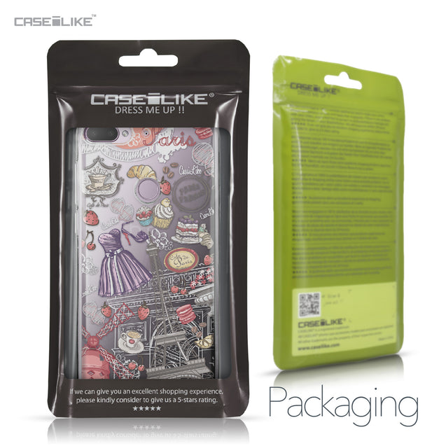 HTC Desire 12 Plus case Paris Holiday 3907 Retail Packaging | CASEiLIKE.com