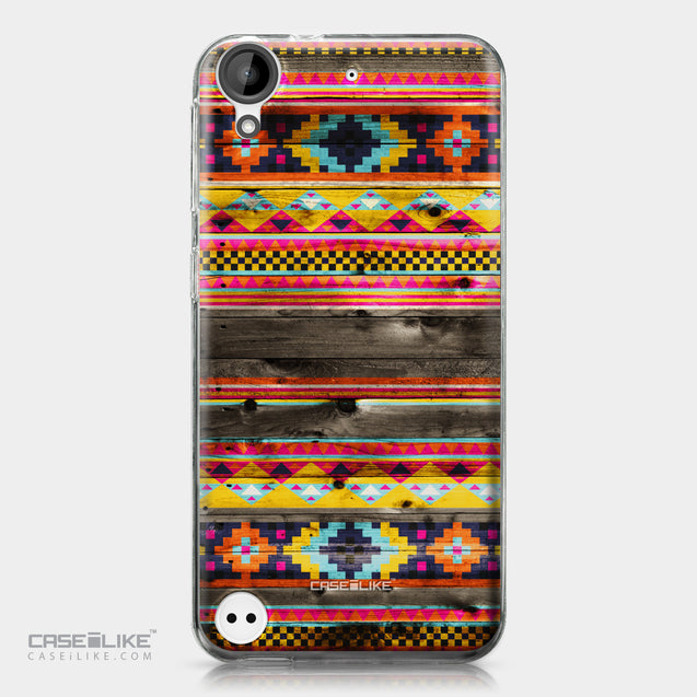 HTC Desire 530 case Indian Tribal Theme Pattern 2048 | CASEiLIKE.com
