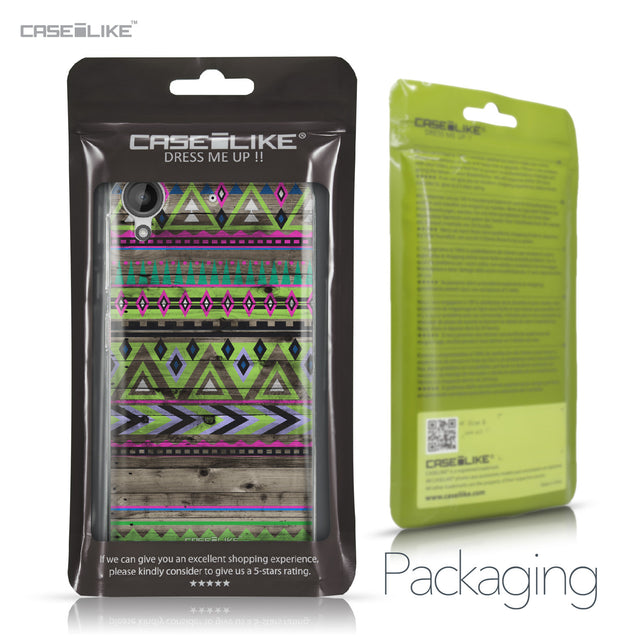 HTC Desire 530 case Indian Tribal Theme Pattern 2049 Retail Packaging | CASEiLIKE.com