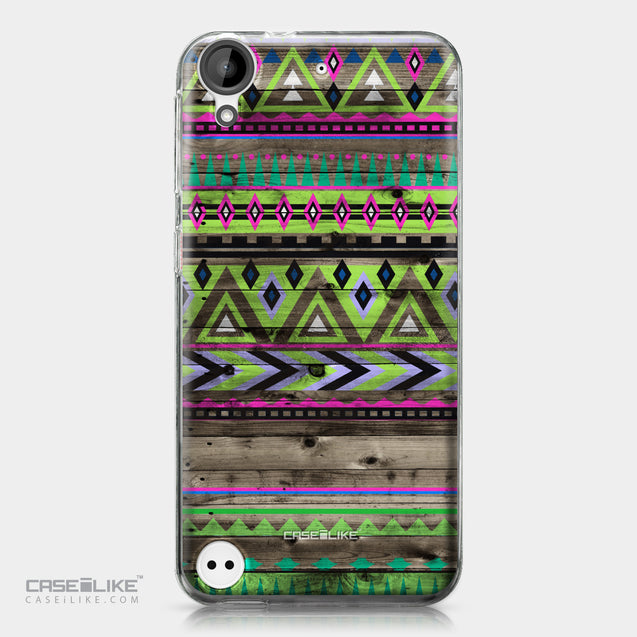 HTC Desire 530 case Indian Tribal Theme Pattern 2049 | CASEiLIKE.com