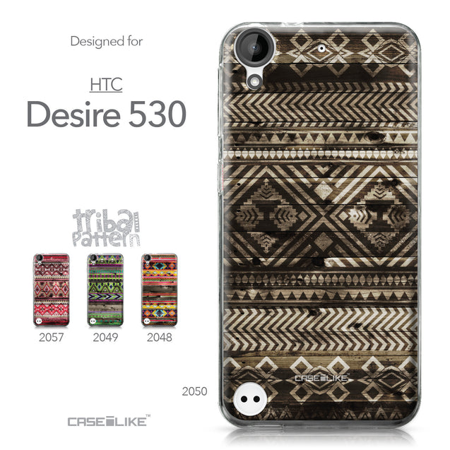 HTC Desire 530 case Indian Tribal Theme Pattern 2050 Collection | CASEiLIKE.com