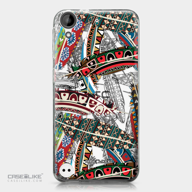 HTC Desire 530 case Indian Tribal Theme Pattern 2055 | CASEiLIKE.com