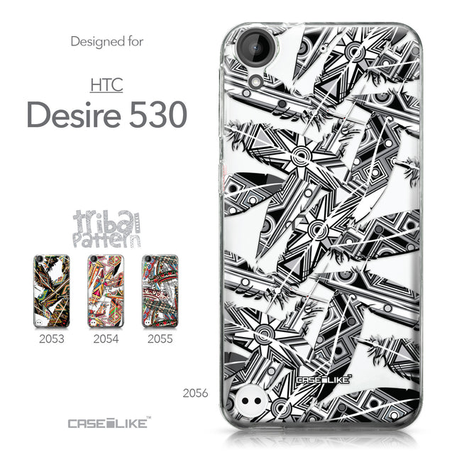 HTC Desire 530 case Indian Tribal Theme Pattern 2056 Collection | CASEiLIKE.com