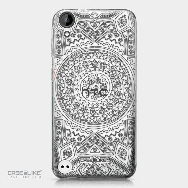 HTC Desire 530 case Indian Line Art 2063 | CASEiLIKE.com