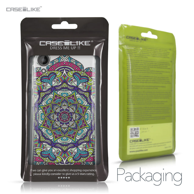 HTC Desire 530 case Mandala Art 2094 Retail Packaging | CASEiLIKE.com