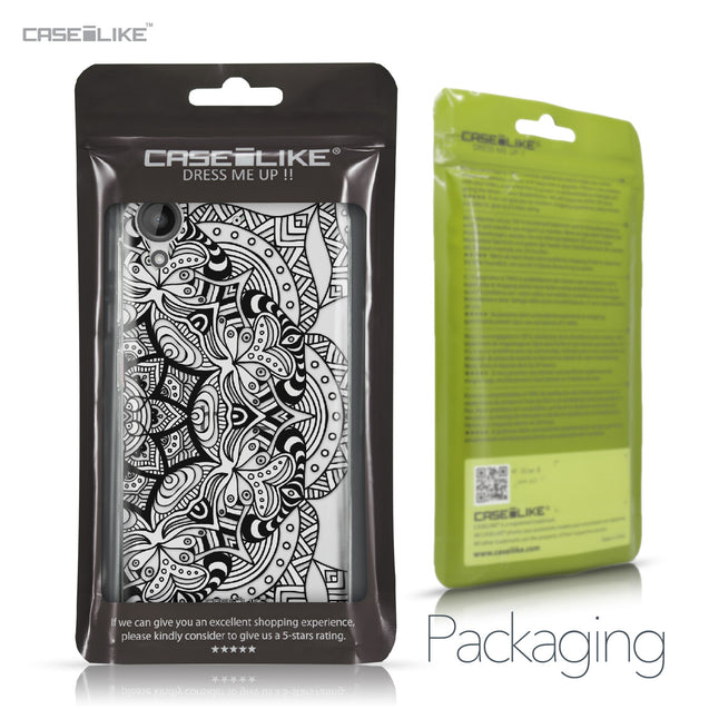 HTC Desire 530 case Mandala Art 2096 Retail Packaging | CASEiLIKE.com