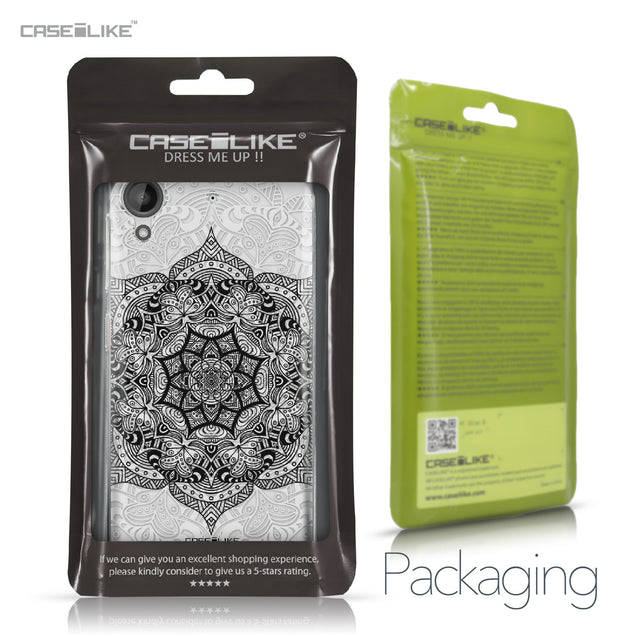 HTC Desire 530 case Mandala Art 2097 Retail Packaging | CASEiLIKE.com