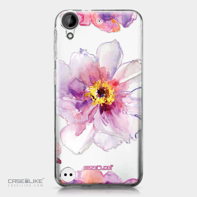 HTC Desire 530 case Watercolor Floral 2231 | CASEiLIKE.com