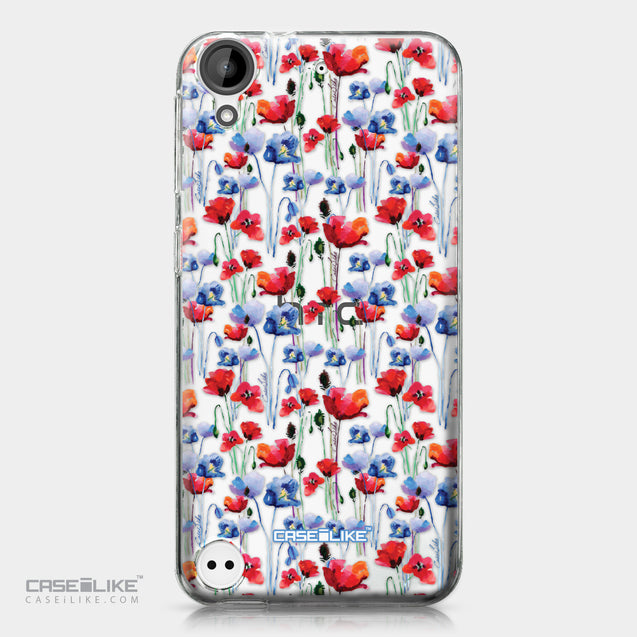 HTC Desire 530 case Watercolor Floral 2233 | CASEiLIKE.com
