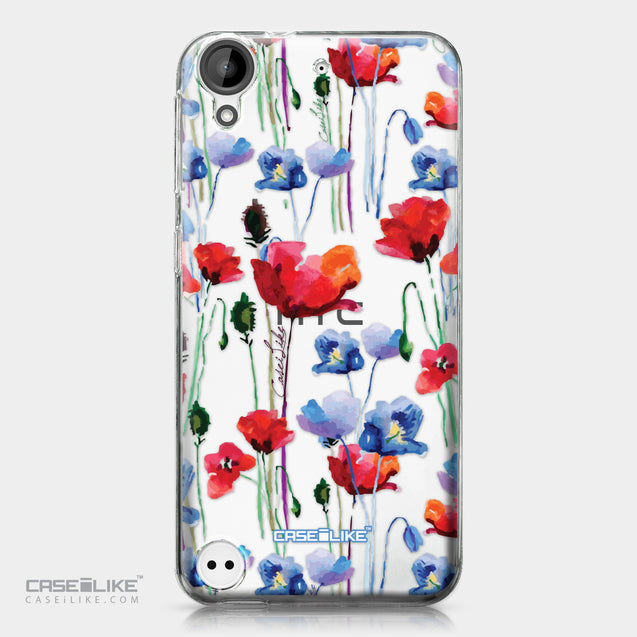 HTC Desire 530 case Watercolor Floral 2234 | CASEiLIKE.com