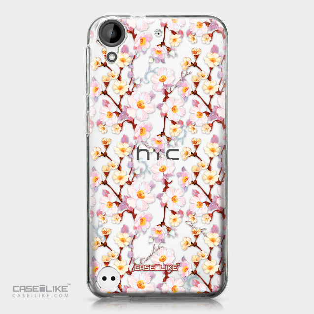 HTC Desire 530 case Watercolor Floral 2236 | CASEiLIKE.com