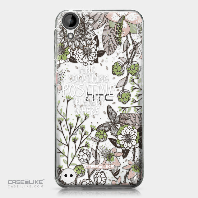 HTC Desire 530 case Blooming Flowers 2250 | CASEiLIKE.com