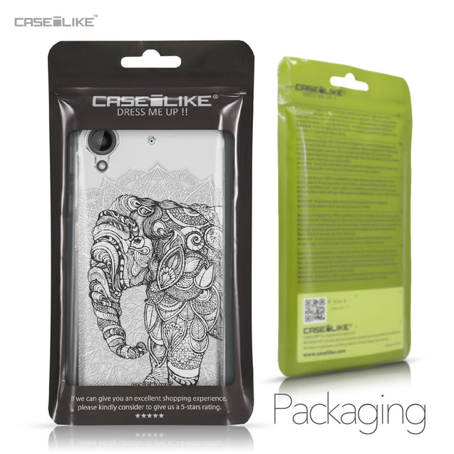 HTC Desire 530 case Mandala Art 2300 Retail Packaging | CASEiLIKE.com