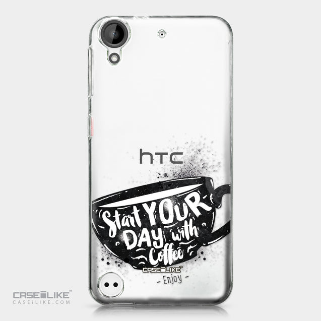HTC Desire 530 case Quote 2402 | CASEiLIKE.com