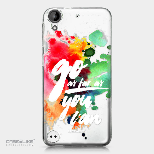 HTC Desire 530 case Quote 2424 | CASEiLIKE.com