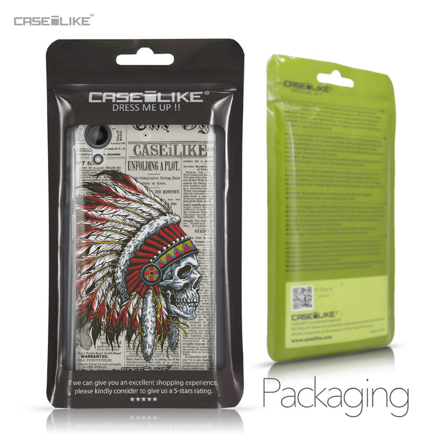 HTC Desire 530 case Art of Skull 2522 Retail Packaging | CASEiLIKE.com