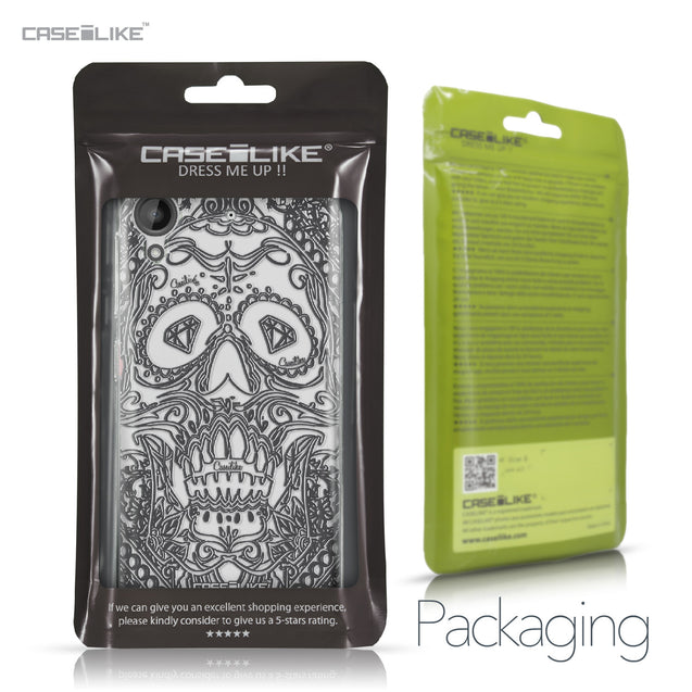 HTC Desire 530 case Art of Skull 2524 Retail Packaging | CASEiLIKE.com